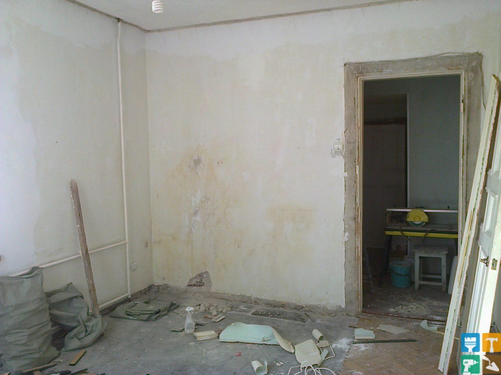 Ремонт в квартире с нуля в новостройке - услуги 4