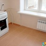 Капитальный ремонт квартир кухня без мебелеровки