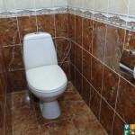 Капитальный ремонт квартир туалет