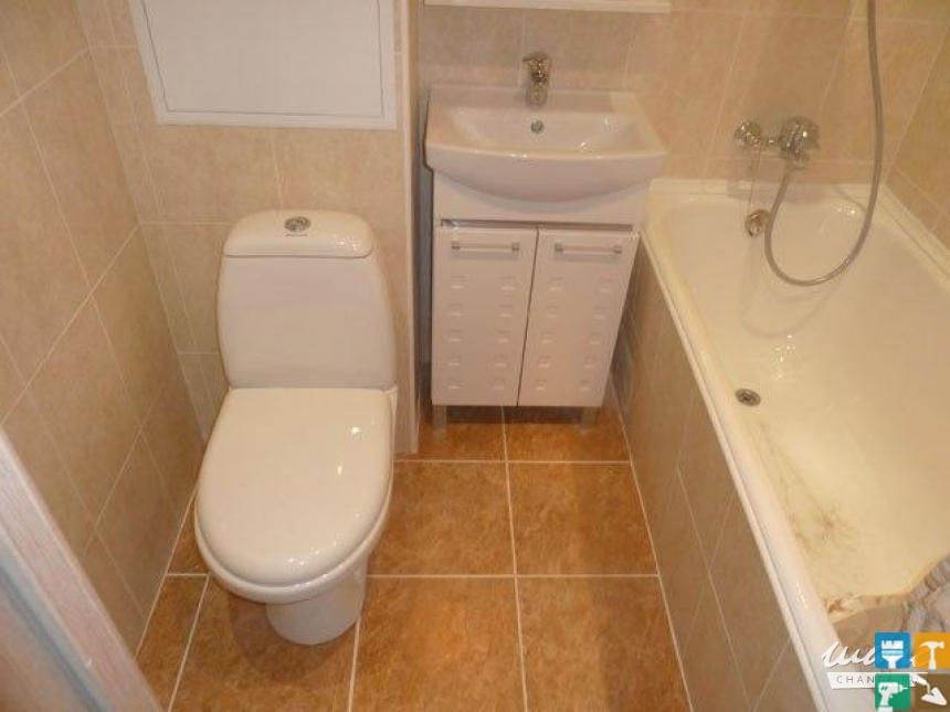 Оформление ванной комнаты своими руками фото