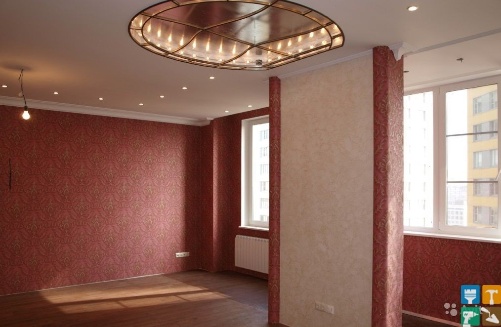 Ремонт 1-комнатной квартиры в новостройке
