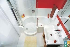 Правильные ремонт ванной комнаты