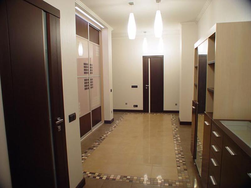 Ремонт коридора фото