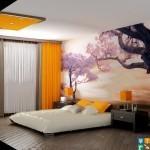 Капитальный ремонт квартир спальня