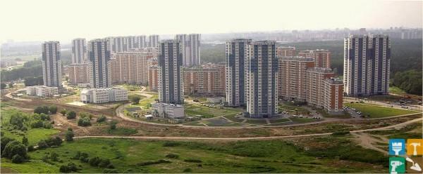 Строительство домов в Москве2