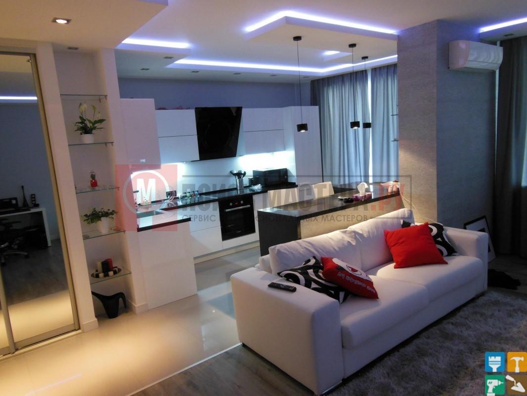 Дизайн квартир-студии в москве