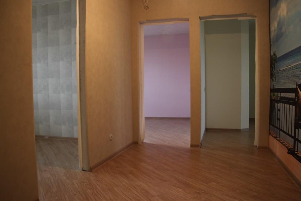 """Ремонт трехкомнатной квартиры п-44т в бутово парке - ск """"ква."""