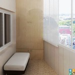 Капитальный ремонт квартир балкон