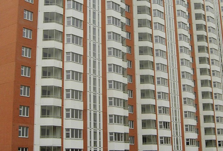 Дизайн типовой трехкомнатной квартиры - фото