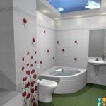 ремонт ванной комнаты 2х комнатная квартира