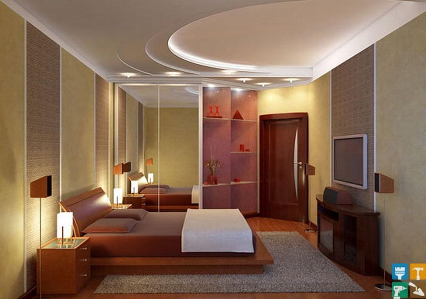 """ремонт квартир дизайн спальни """" Все о креативном дизайне"""