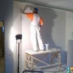 Черновые работы отделка стен