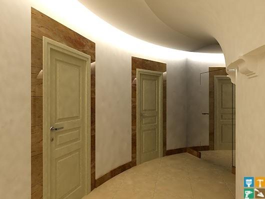 Дизайн квартиры на ул. Лобачевского с экономией 98 000 руб. прихожая