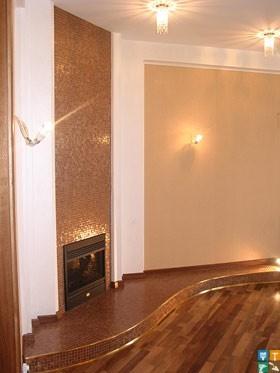 Дизайн квартиры рядом с м. Октябрьская зал