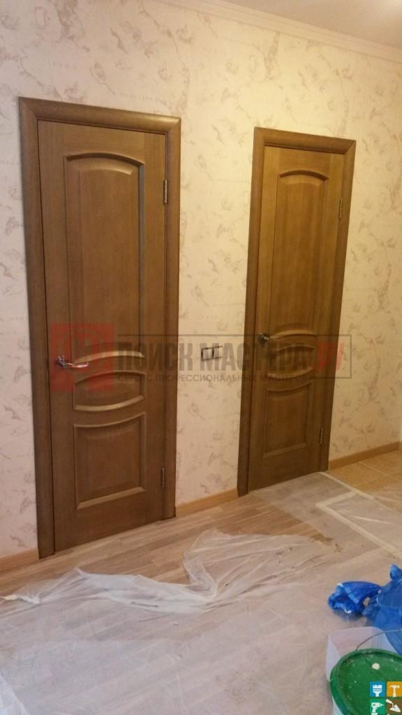 Ремонт раздельного санузла 5 кв.м. 14