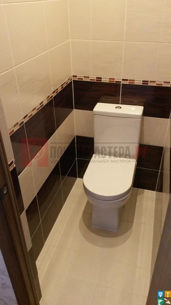 Ремонт раздельного санузла 5 кв.м. фото туалет