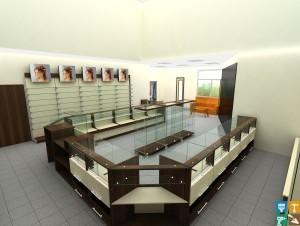 эскиз ремонт магазинов под ключ по дизайн проектам