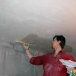 черновой работы потолок фото работ
