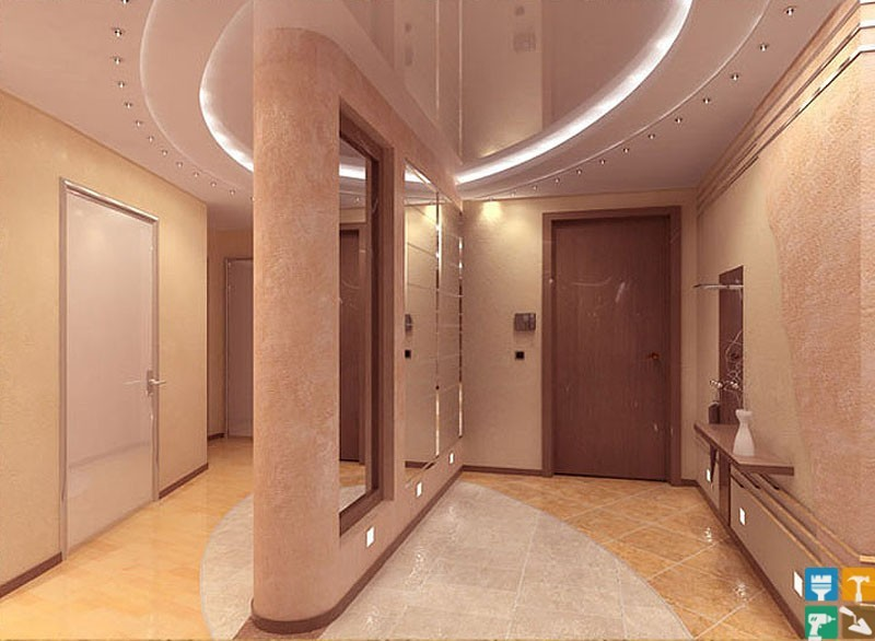 "Фото работ компании ""Монолит"" по ремонту квартир."