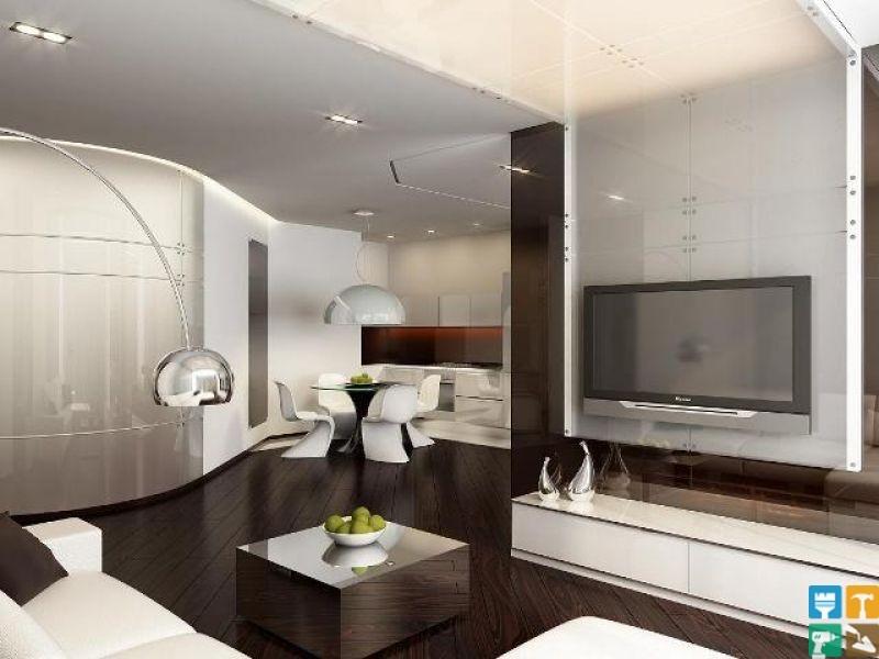 примеры дизайн-проектов ремонта квартир