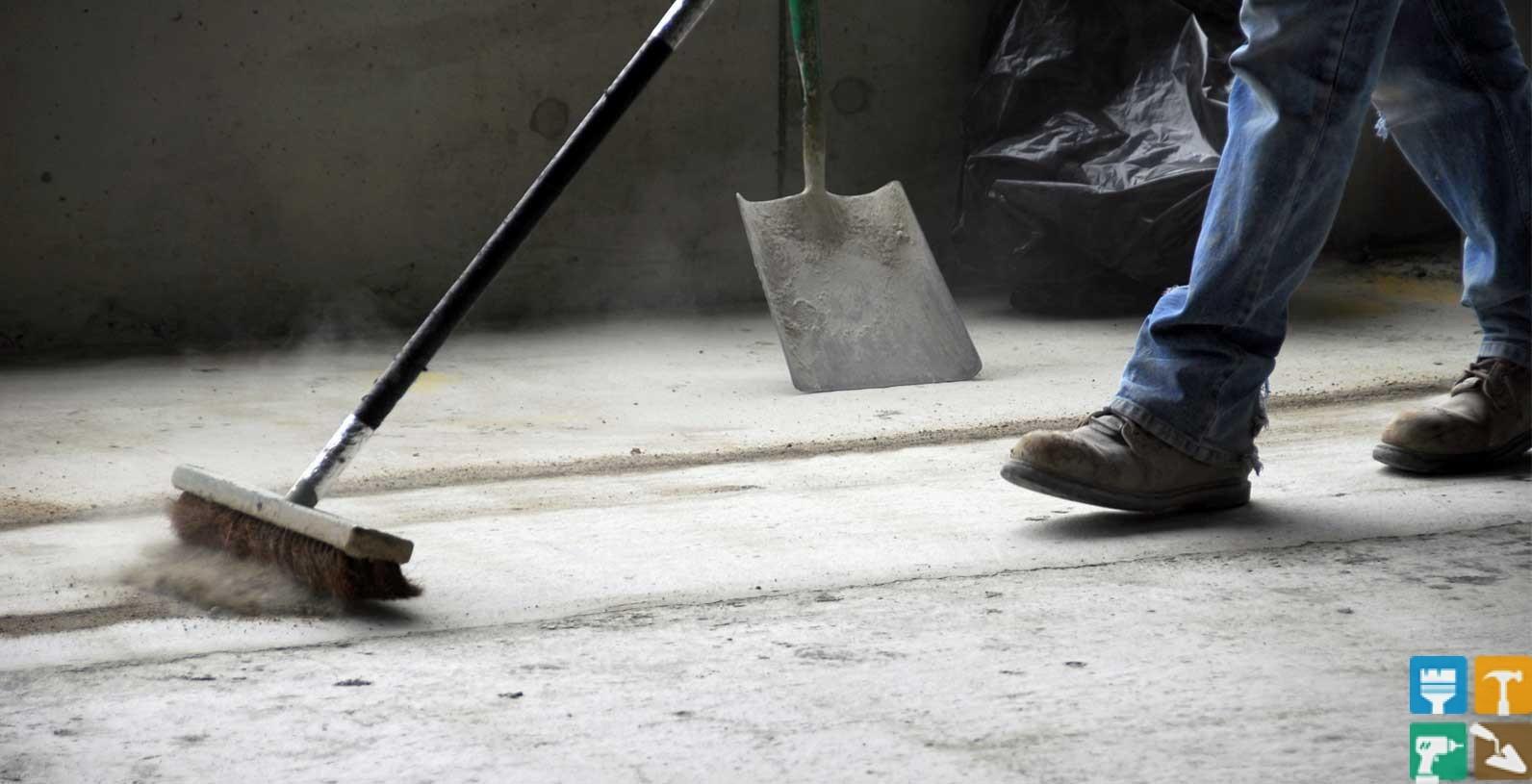 уборка после ремонта в четырёхкомнатной квартиры