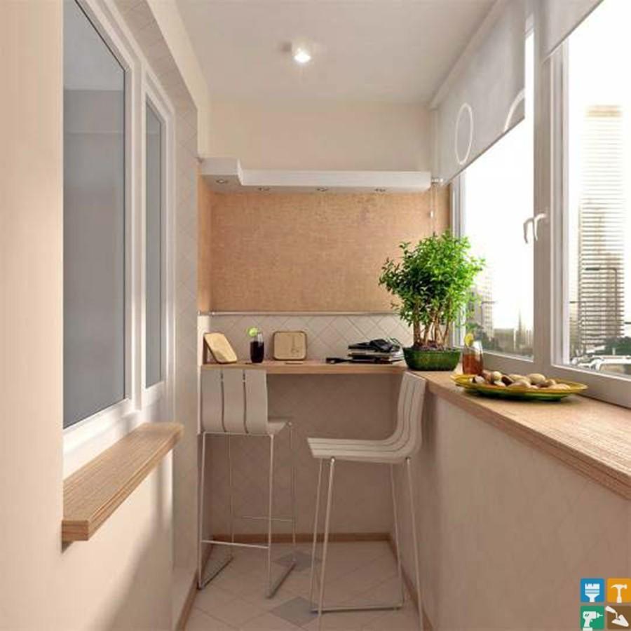 Кухни на 9 кв.м с эркером дизайн