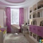Ремонт детской комнаты для девочки2