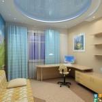 Ремонт детской комнаты для подростка 4