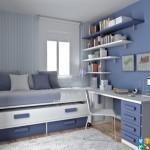 Ремонт детской комнаты для подростка 5