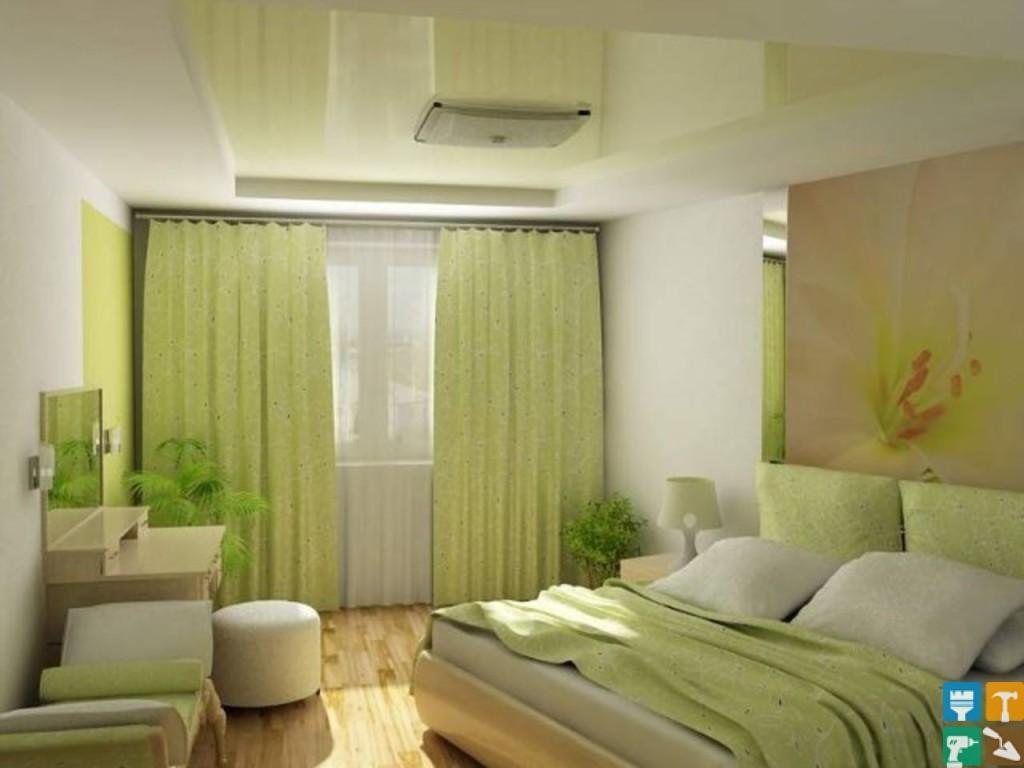 Как сделать интерьер спальни