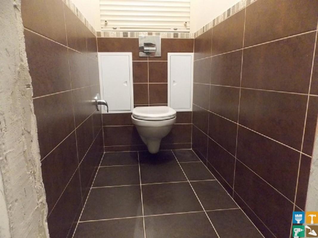 Ремонт туалета комнаты своими руками панелями фото 977