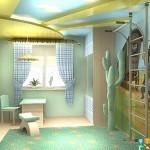 ремонт детской комнаты для мальчика2