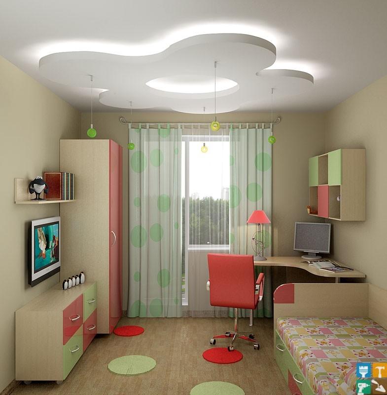 ремонт детской комнаты для мальчика3