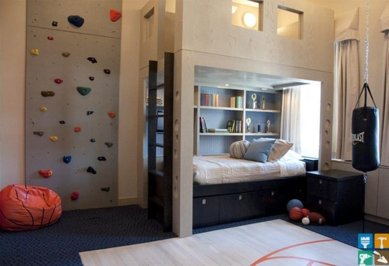ремонт детской комнаты для мальчика4
