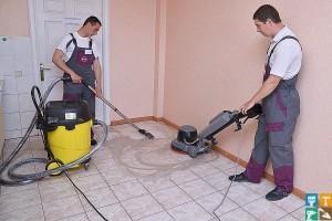 ремонт детской комнаты уборка