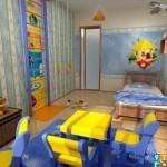 ремонт детской комнаты4