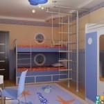 ремонт детской комнаты5