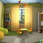 ремонт детской комнаты6