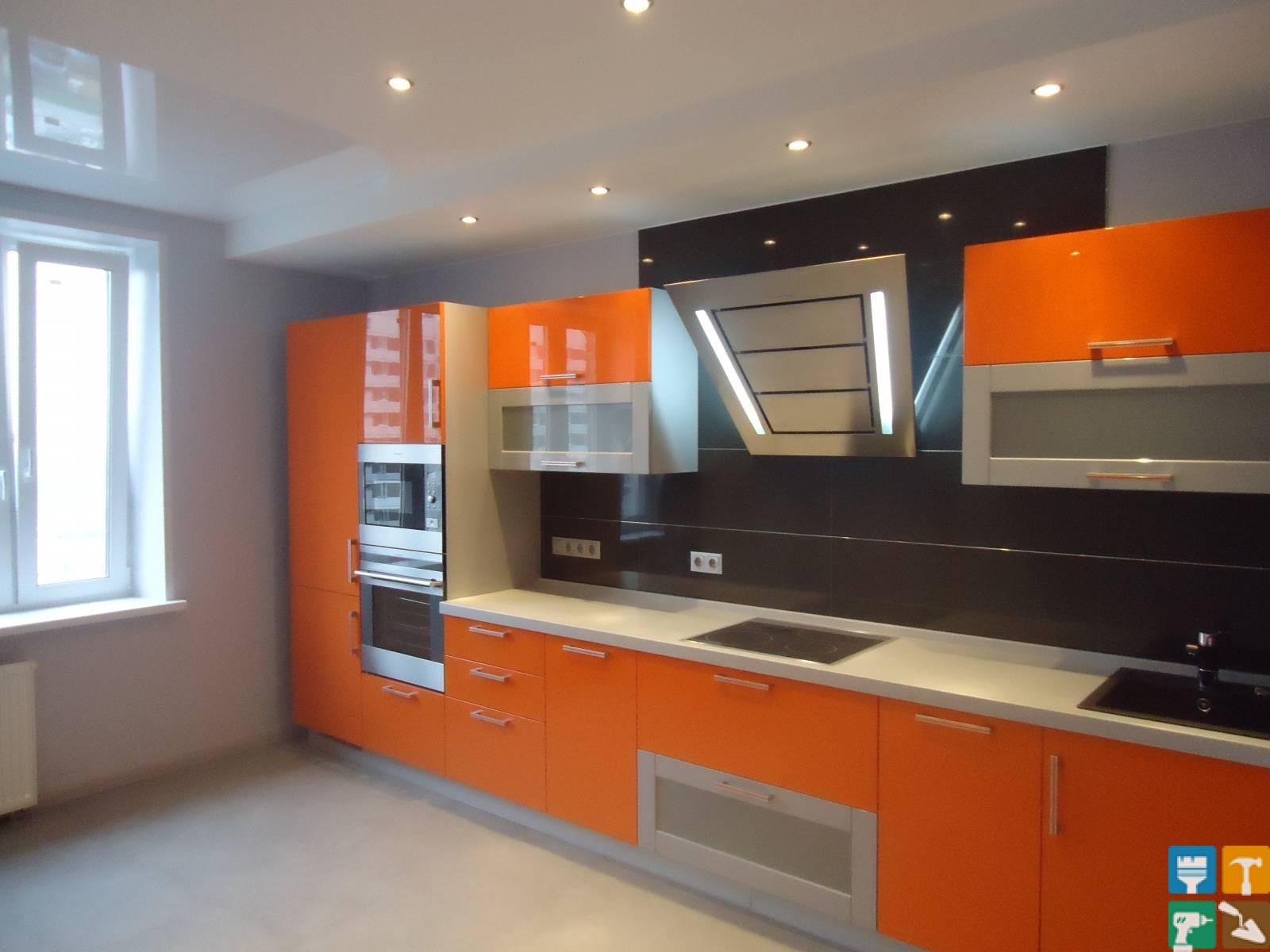 Дизайн проект маленькой комнаты - дизайн интерьера