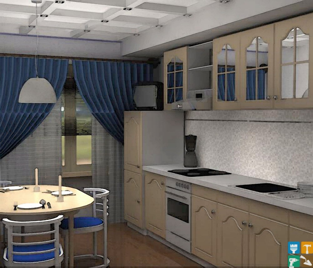 ремонт кухни3
