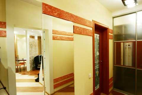 Дизайн квартиры рядом с метро Сокол